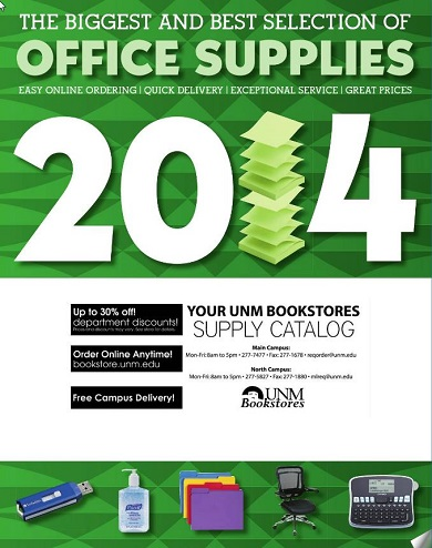 2013 Office Supplies Catalog