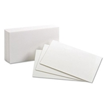 "Oxford Index Cards 3 x 5"" 100 Pack"