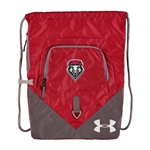 Under Armour Sackpack Lobos Shield Red