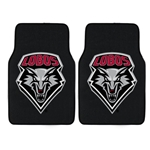 Fanmats Car Mats With UNM Shield 24x18