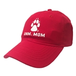 Women's Ouray Cap UNM Mom & Paw Red