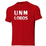 Men's Russell T-Shirt UNM Lobos Red
