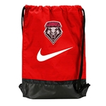Nike Gymsack UNM Shield Red