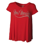 Women's Jansport T-Shirt New Mexico Red
