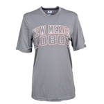 Women's Russell Sports Perfromance T-Shirt new Mexico Lobos Grey