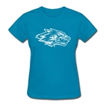 Women's Ouray T-Shirt Sidewolf Turquoise
