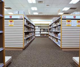 Image of a book isle
