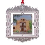 2010 Official UNM Holiday Ornament Alumni Chapel