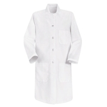 Women's Belted Lab Coat