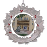 2012 Official UNM Holiday Ornament Hodgin Hall