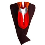 UNM Master's Hood Engineering Orange