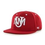 Men's Regime 47 Pro UNM Logo Red On Field