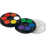 Art Advantage Watercolor Compact Paint Set Assorted Colors