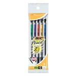 Bic Xtra Life Mechanical Pencils 0.7mm 5 Pack