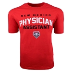 Men's CI Sport T-Shirt NM Physician Assistant Lobos Shield