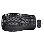 Logitech mk550 Wireless Wave Combo Keyboard/Mouse