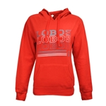 Women's Ouray Sweatshirt Lobos Repeated Red