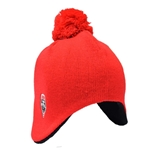 Infant LogoFit Beanie Lobos Shiel Red/Black
