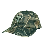 Men's Top of the World Cap Lobos Shield Camo