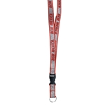 "R & D Lanyard Sparkle 3/4"" New Mexico"