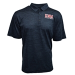 Men's CI Sport Polo Vintage UNM Physical Therapy Black