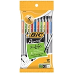 Bic Xtra Life Mechanical Pencils 0.7 mm 10 Pack