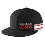 Men's Nike Cap New Mexico Lobos Black