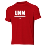 Men's Under Armour T-Shirt UNM Red