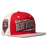 Zephyr Cap We Are New Mexico Since 1889 & Shield Red