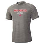 Women's Russell T-Shirt New Mexico Lobos & Paw Grey