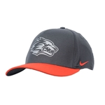 Nike Cap Side Wolf Red & Grey