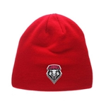 Zephyr Beanie UNM Shield Red