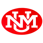 CDI Decal Interlocking New UNM Logo