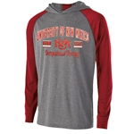 Men's Holloway Hood University Of New Mexico Occupational Therapy Red/Grey