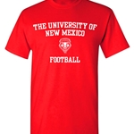 Ouray T-Shirt UNM Football Red
