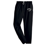 Men's Ouray Pants The University Of New Mexico Lobos Black