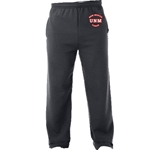 Men's Russell Pants New Mexico UNM Lobos Charcoal