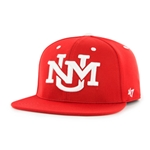 Men's Regime 47 Pro UNM Logo Red