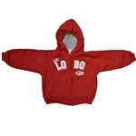 Toddler Third Street Jacket Lil Lobo Red