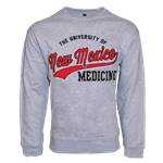 Men's Ouray Crew UNM Medicine Gray