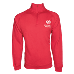 Ouray 1/4 Zip Jacket Logo School of Medicine Red