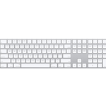 Apple Magic Keyboard with Numeric Keypad - US English - Silver