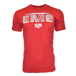 Men's CI Sport T-Shirt NM EMS Red