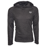 Men's Colosseum Hood Pullover UNM Black