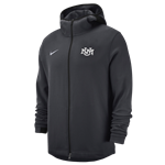 Men's Nike Hood UNM Interlocking Gray