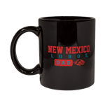 Neil Mug NM Lobos Dad Side Wolf Black