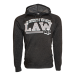 Men's CI Sport Hood UNM Law Gray