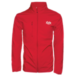 Men's Clique Jacket UNM Interlocking Red