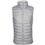 Men's Columbia Vest Medicine Interlocking Gray