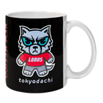 SPL Mug Tokyodachi NM Lobos Red/Black